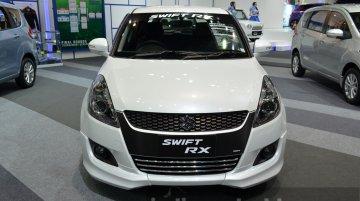 2015 Suzuki Swift RX at the 2014 Thailand International Motor Expo