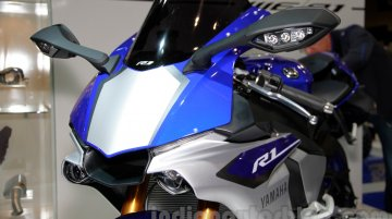 2015 Yamaha YZF-R1 coming to India in H2 2015 - Report