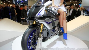2015 Yamaha YZF-R1 & R1M launched in India from INR 22.34 lakhs - IAB Report