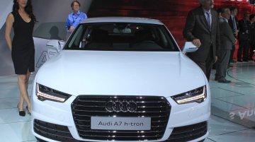 LA Live - Audi A7 Sportback h-tron