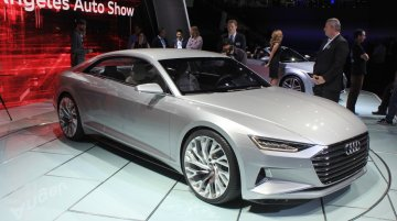 Next generation Audi A6 coming in 2017 - Report
