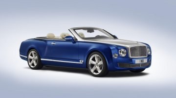 LA Live - Bentley Grand Convertible