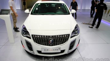 Guangzhou Live - Buick Regal GS and Excelle XT