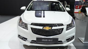 Chevrolet Cruze 1.8 LT Chrome Edition at the 2014 Thailand International Motor Expo