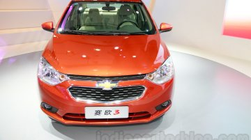 Guangzhou Live - Chevrolet Sail 3 Sedan (Next gen Chevrolet Sail)