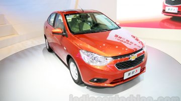 Chevrolet Sail 3 - Image Gallery (Unrelated)