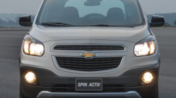 GM India confirms Chevrolet Spin MPV for 2016 launch [Update - Spied on test]