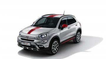 IAB Report - Fiat 500X crossover receives an array of Mopar accessories