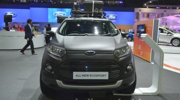 Ford EcoSport Custom - Image Gallery (Unrelated)