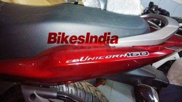 Honda CB Unicorn 160 - Spyshot Gallery