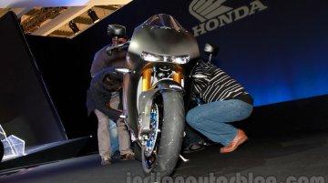 Honda RC213V-S Prototype at EICMA 2014