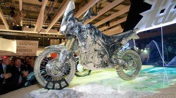 EICMA 2014 Live - Honda True Adventure Prototype