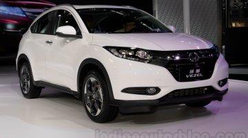 Guangzhou Live - Honda Vezel compact SUV