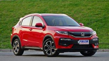 China - Honda XR-V (Vezel) compact SUV launched at INR 12.9 lakhs