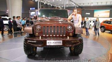 Jeep Wrangler Sundancer Edition (Unrelated)