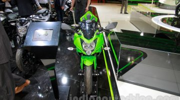 Kawasaki Ninja 250SL at the EICMA 2014