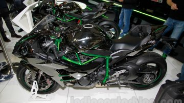 Kawasaki Ninja H2 to launch in India on April 3 - Report