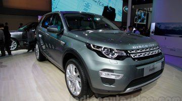 Land Rover Discovery Sport receives 200 pre-launch bookings in India - IAB Report