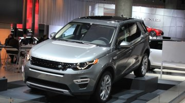 LA Live - Land Rover Discovery Sport