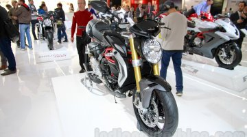 EICMA 2014 Live - MV Agusta Brutale 800 RR and Brutale 800 Dragster RR