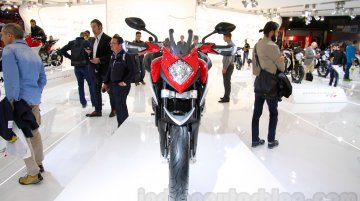 MV Agusta Stradale 800 at the EICMA 2014