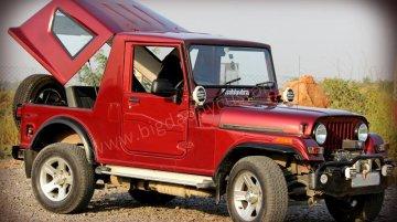 Mahindra Thar Hydrau Top