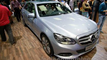 Guangzhou Live - Mercedes E180 long wheelbase Sport Sedan