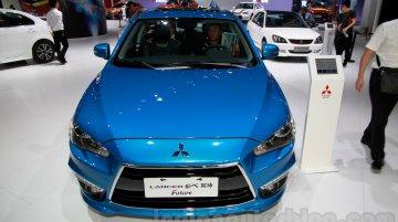 Guangzhou Live - Mitsubishi Lancer Future and Lancer S Design
