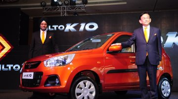 2019 Maruti Alto K10 with new safety features launched, priced INR 3.66 lakh onwards