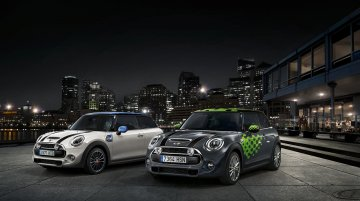 IAB Report - New Mini 3- and 5-door receive John Cooper Works packages
