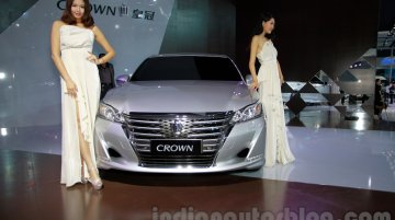 Guangzhou Live - New Toyota Crown