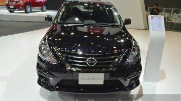 Nissan Almera Sportech at the 2014 Thailand International Motor Expo