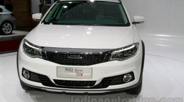 Qoros 3 City SUV at the 2014 Guangzhou Motor Show