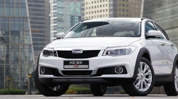 Report - Qoros 3 compact City SUV revealed ahead of its Guangzhou debut