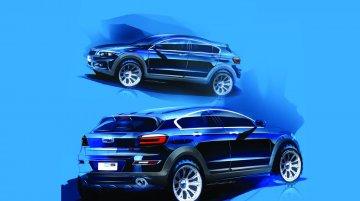 IAB Report - Qoros 3 compact SUV teased ahead of its Guangzhou debut