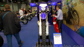 Sherco Prototype 300 SEi-R at the EICMA 2014