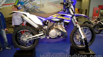 EICMA 2014 Live - Sherco Prototype 300 SEi-R