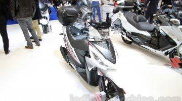 EICMA 2014 Live - Suzuki Address scooter