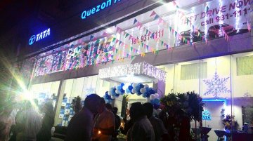 Philippines - Tata opens its fourth car dealership