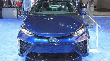 Toyota Mirai FCEV bookings surpass expectations - IAB Report