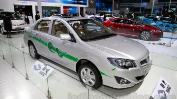 IAB Report - Production-ready Corolla-based Ranz EV showcased in Guangzhou