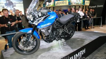 Triumph Tiger XRx and XCx Indian launch on March 12 - IAB Report