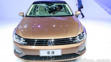 VW Lamando at the Guangzhou Auto Show 2014