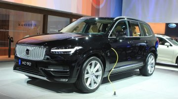 IAB Report - India-bound 2015 Volvo XC90 showcased at LA Auto Show