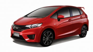 IAB Report - Sporty Honda Jazz Mugen launched in Philippines