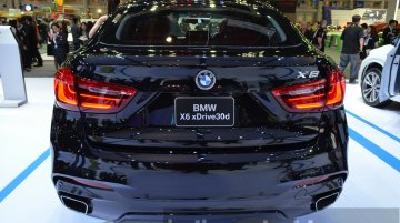 IAB Report - India bound 2015 BMW X6 appears at the Thailand International Motor Expo