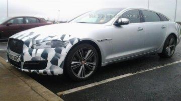 2016 Jaguar XJ (facelift) - Spied