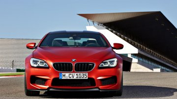 2015 BMW 6 Series Facelift (Unrelated)