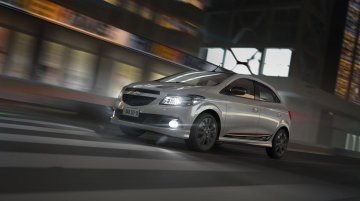 Chevrolet Onix Effect launched - Brazil