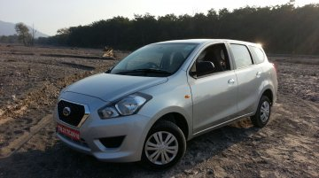 Datsun Go+ features and specifications announced - IAB Report